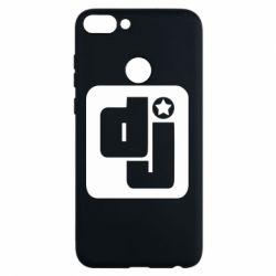 Чехол для Huawei P Smart DJ star - FatLine