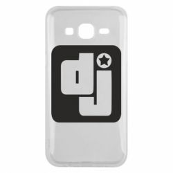 Чехол для Samsung J5 2015 DJ star - FatLine