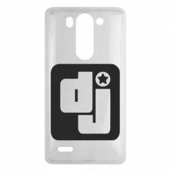 Чехол для LG G3 mini/G3s DJ star - FatLine
