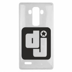 Чехол для LG G4 DJ star - FatLine
