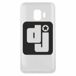 Чехол для Samsung J2 Core DJ star - FatLine