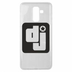 Чехол для Samsung J8 2018 DJ star - FatLine