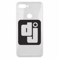 Чехол для Xiaomi Mi8 Lite DJ star - FatLine
