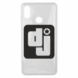 Чехол для Xiaomi Mi Max 3 DJ star - FatLine