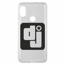 Чехол для Xiaomi Redmi Note 6 Pro DJ star - FatLine