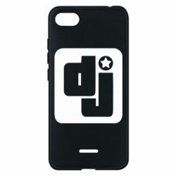 Чехол для Xiaomi Redmi 6A DJ star - FatLine