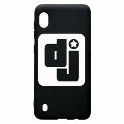 Чехол для Samsung A10 DJ star