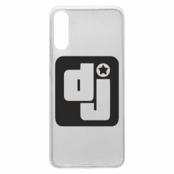 Чехол для Samsung A70 DJ star
