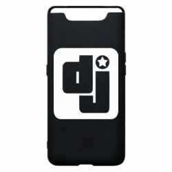 Чехол для Samsung A80 DJ star