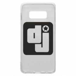 Чехол для Samsung S10e DJ star
