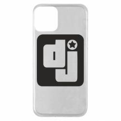 Чехол для iPhone 11 DJ star