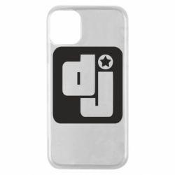 Чехол для iPhone 11 Pro DJ star