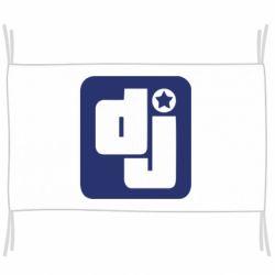 Флаг DJ star
