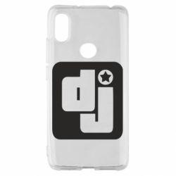 Чехол для Xiaomi Redmi S2 DJ star