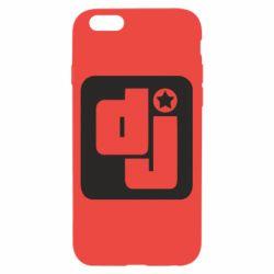 Чехол для iPhone 6/6S DJ star - FatLine
