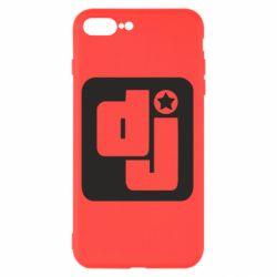 Чехол для iPhone 7 Plus DJ star - FatLine