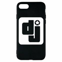 Чехол для iPhone 8 DJ star - FatLine