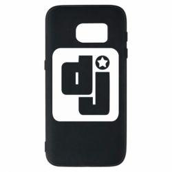 Чехол для Samsung S7 DJ star - FatLine