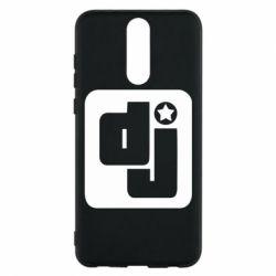 Чехол для Huawei Mate 10 Lite DJ star - FatLine
