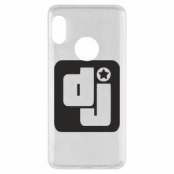 Чехол для Xiaomi Redmi Note 5 DJ star - FatLine