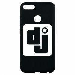 Чехол для Xiaomi Mi A1 DJ star - FatLine