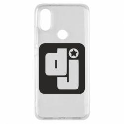 Чехол для Xiaomi Mi A2 DJ star - FatLine