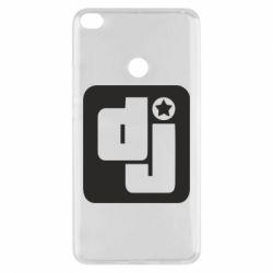 Чехол для Xiaomi Mi Max 2 DJ star - FatLine