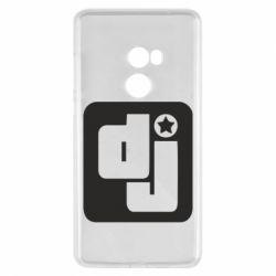 Чехол для Xiaomi Mi Mix 2 DJ star - FatLine