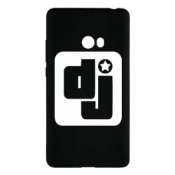 Чехол для Xiaomi Mi Note 2 DJ star - FatLine