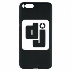 Чехол для Xiaomi Mi Note 3 DJ star - FatLine