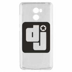 Чехол для Xiaomi Redmi 4 DJ star - FatLine