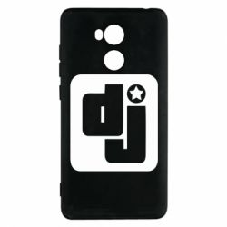 Чехол для Xiaomi Redmi 4 Pro/Prime DJ star - FatLine