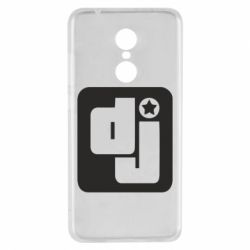 Чехол для Xiaomi Redmi 5 DJ star - FatLine