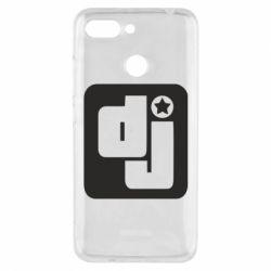 Чехол для Xiaomi Redmi 6 DJ star - FatLine