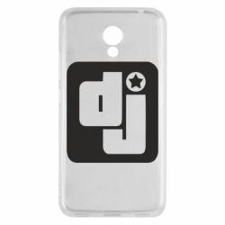 Чехол для Meizu M5c DJ star - FatLine