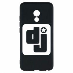 Чехол для Meizu Pro 6 DJ star - FatLine