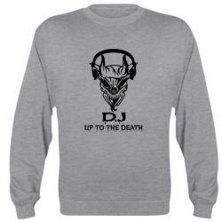 Реглан Dj Up to the Dead - FatLine