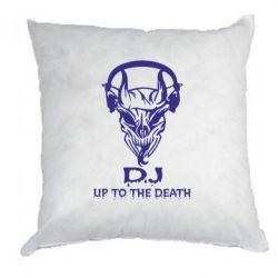 Подушка Dj Up to the Dead - FatLine