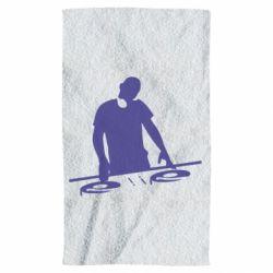 Полотенце Dj за работой