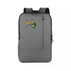 Рюкзак для ноутбука Для риболовлі мало пристрасті - потрібні правильні снасті