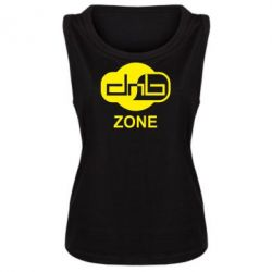 Женская майка DnB Zone - FatLine