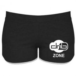 Женские шорты DnB Zone - FatLine