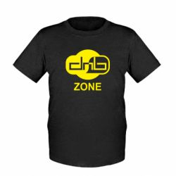 Детская футболка DnB Zone - FatLine