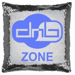 Подушка-хамелеон DnB Zone