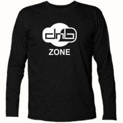 Футболка с длинным рукавом DnB Zone - FatLine