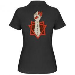 Женская футболка поло Do what thou wilt - FatLine
