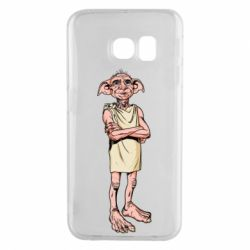 Чохол для Samsung S6 EDGE Dobby Vector Drawing