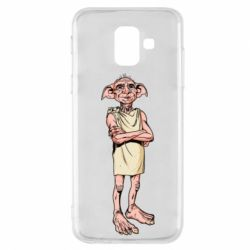 Чохол для Samsung A6 2018 Dobby Vector Drawing