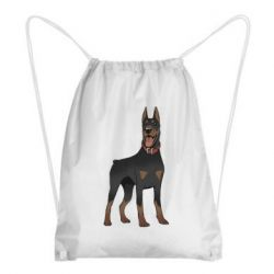 Рюкзак-мешок Доберман