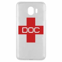 Чохол для Samsung J4 DOC